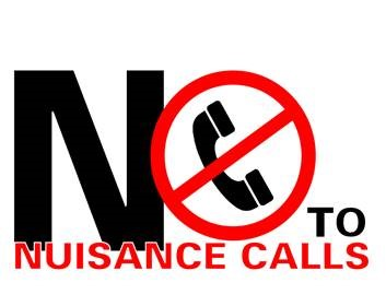 No to Nuisance calls